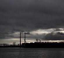 The Boiling Sky by Esther Ní Dhonnacha