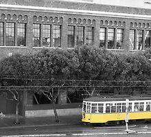 San Francisco Cable Car by Carrie Bonham