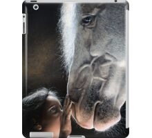 Love at first touch iPad Case/Skin
