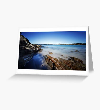 Mollymook - South Coast, NSW Greeting Card