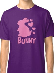 Cute pink BUNNY! rabbit  Classic T-Shirt