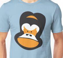 Angry Gorilla ape face Unisex T-Shirt