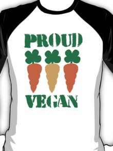 PROUD VEGAN T-Shirt
