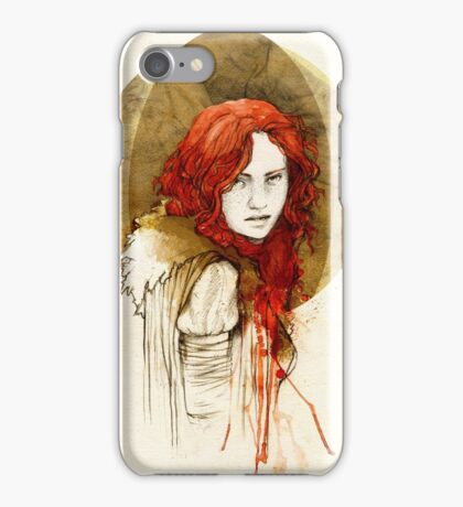 Ygritte iPhone Case/Skin