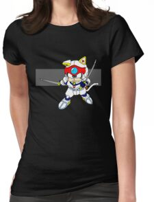 Speedy Womens Fitted T-Shirt