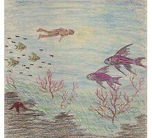 Under the Sea Photographic Print