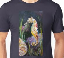 Rainbow Seahorse - Seahorse Series Unisex T-Shirt