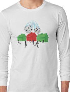Board Game Doom Long Sleeve T-Shirt