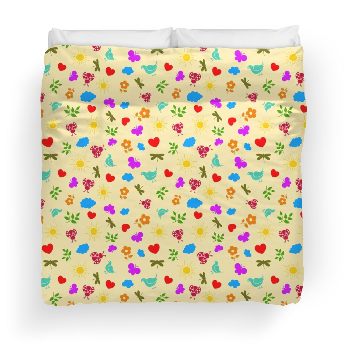 Dragon fly housses de couette redbubble for Housse couette fly