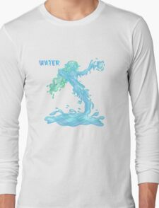 water elemental... Long Sleeve T-Shirt