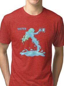 water elemental... Tri-blend T-Shirt