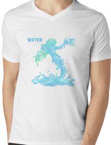 water elemental... Mens V-Neck T-Shirt
