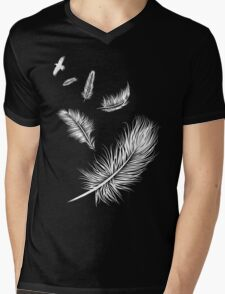 Flying High Mens V-Neck T-Shirt