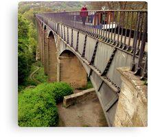 Telford Aqueduct Canvas Print