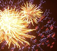 exploding colours by gyspysoul