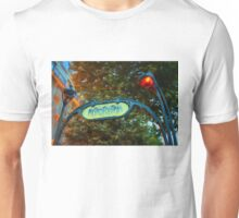 Impressions of Paris - Metropolitain Unisex T-Shirt