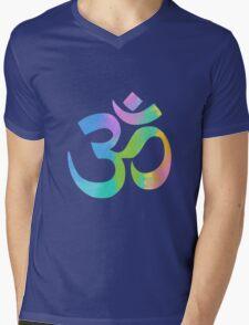 OM Symbol Mens V-Neck T-Shirt