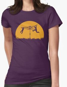 Merry Go Sunset Womens T-Shirt