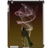 Smokin' Stiletto Shoe  iPad Case/Skin