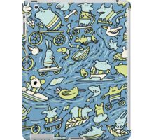 Animal Power iPad Case/Skin
