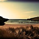 Porthcothan Bay by Simon Marsden
