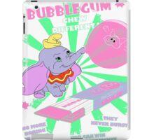 Pink Elephants Bubblegum iPad Case/Skin