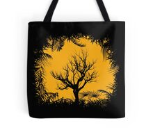 Tree Clearing Tote Bag