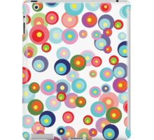 Circles iPad Case/Skin