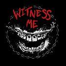 Witness Me by Dan Camilleri