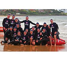 Racing at Penguin (86) Photographic Print