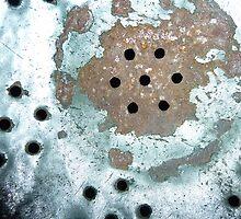 rusty holes by gyspysoul
