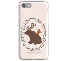Dear Bear  iPhone Case/Skin