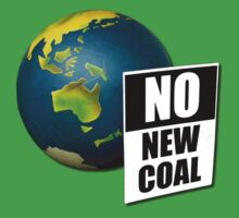 No New Coal by Erland Howden