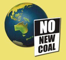 No New Coal Kids Clothes