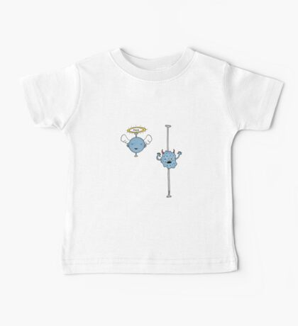 The Data of Good & Evil! Baby Tee