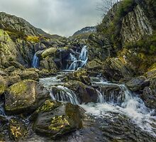 The Hidden Waterfall by Ian Mitchell