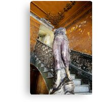 Staircase to La guarida, Havana, Cuba Canvas Print
