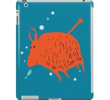 Water Buffalo Love iPad Case/Skin