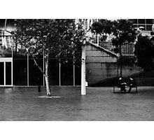 Isolation vs.0.1 Photographic Print