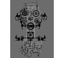 Ghost In The Machine Photographic Print