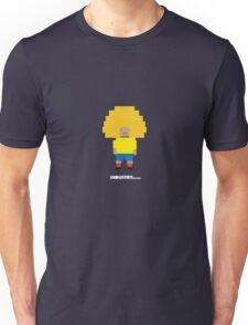 Foot-T 'Big Hair' Unisex T-Shirt