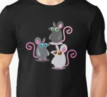 Three rat THE RAT PACK! Unisex T-Shirt