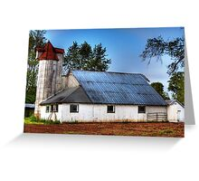 Danville barn Greeting Card