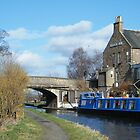 Ratho Canal Bridge by ElsT