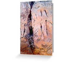 WHO'S THERE ? Greeting Card