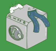 We love laundry! by fftkrazee