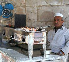 The Blue Fan by Segalili