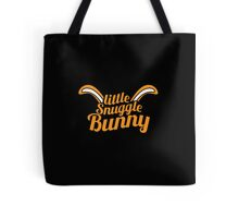 Little Snuggle Bunny rabbit awesome baby design Tote Bag