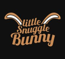 Little Snuggle Bunny rabbit awesome baby design Kids Clothes