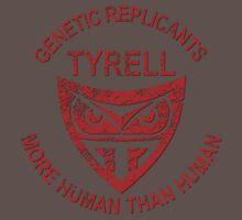 Tyrell Genetic Replicants T-Shirt